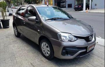 Toyota Etios 1.5 Xs 16v