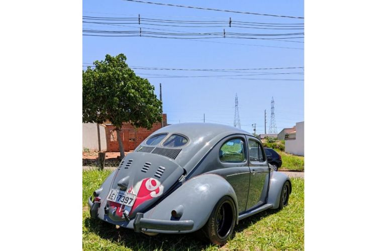 Volkswagen Fusca - Foto #5