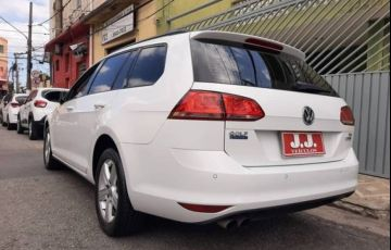 Volkswagen Golf 1.4 TSi Variant Comfortline 16v - Foto #6