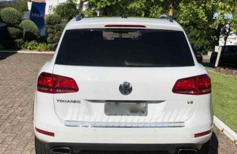 Volkswagen Touareg Tiptronic 4.2 FSI V8 32V - Foto #5