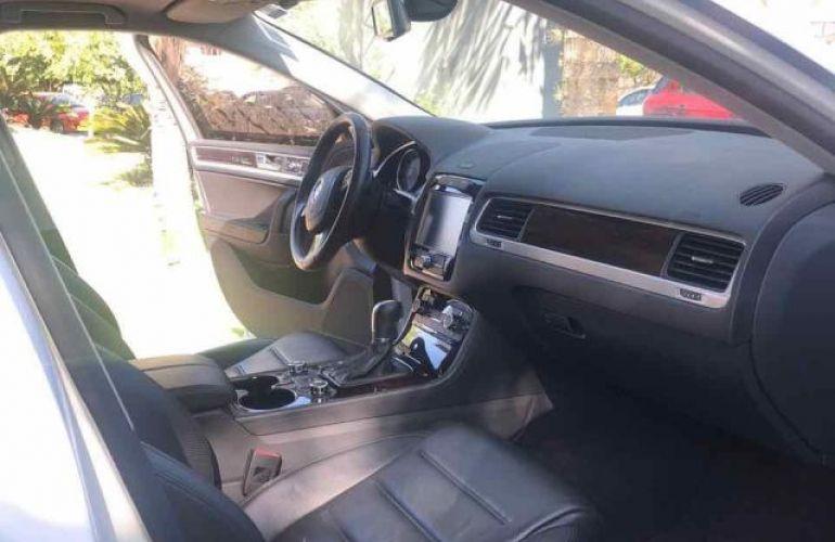 Volkswagen Touareg Tiptronic 4.2 FSI V8 32V - Foto #6