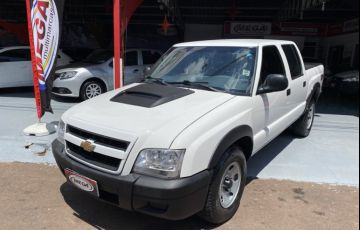 Chevrolet S10 Colina 4x4 2.8 Turbo Electronic (Cab Dupla)
