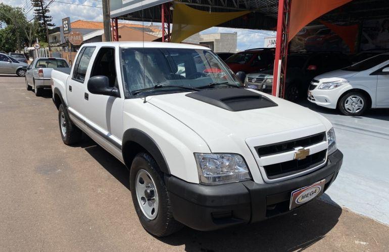 Chevrolet S10 Colina 4x4 2.8 Turbo Electronic (Cab Dupla) - Foto #3