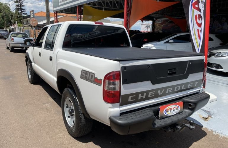 Chevrolet S10 Colina 4x4 2.8 Turbo Electronic (Cab Dupla) - Foto #6