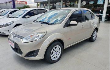 Ford Fiesta Sedan 1.6 Rocam (Flex)