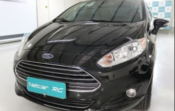 Ford Fiesta Sedan Titanium PowerShift 1.6