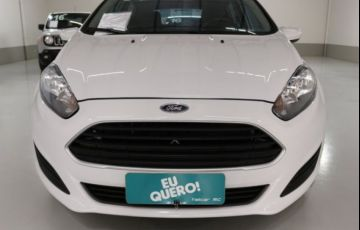 Ford Fiesta SE 1.5 - Foto #3