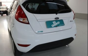Ford Fiesta SE 1.5 - Foto #4