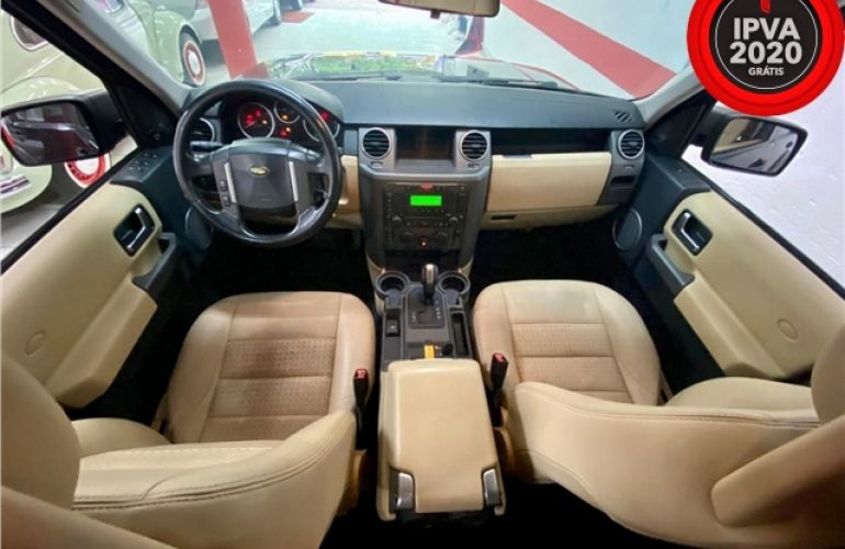 Land Rover Discovery 3 4.0 S 4x4 V6 24v Gasolina 4p Automático - Foto #2