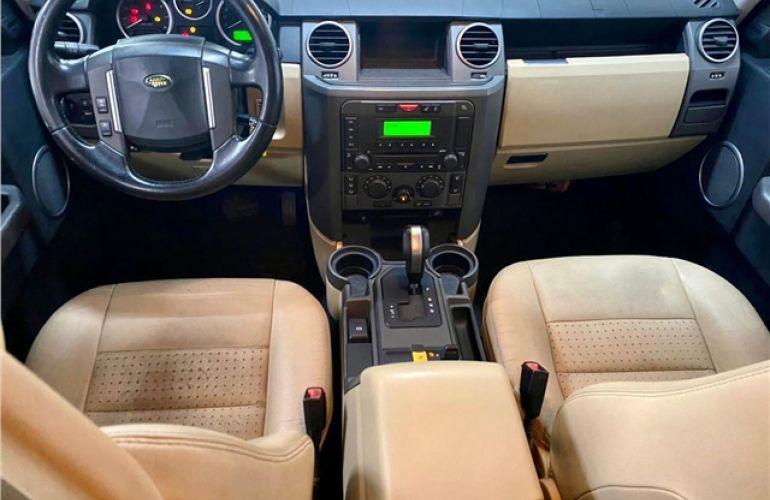 Land Rover Discovery 3 4.0 S 4x4 V6 24v Gasolina 4p Automático - Foto #4