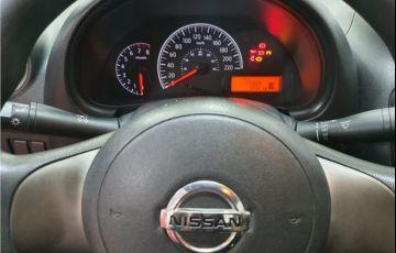 Nissan Versa 1.6 SV 16V Flex 4p Manual - Foto #8