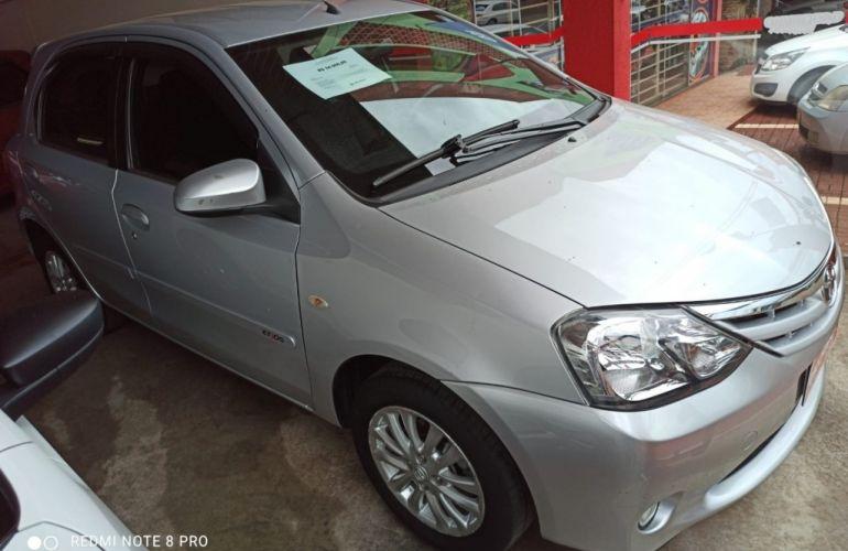 Toyota Corolla 1.8 Dual VVT-i GLi (Flex) - Foto #1