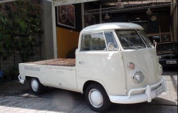 Volkswagen Kombi Pick-up 1.6 8V