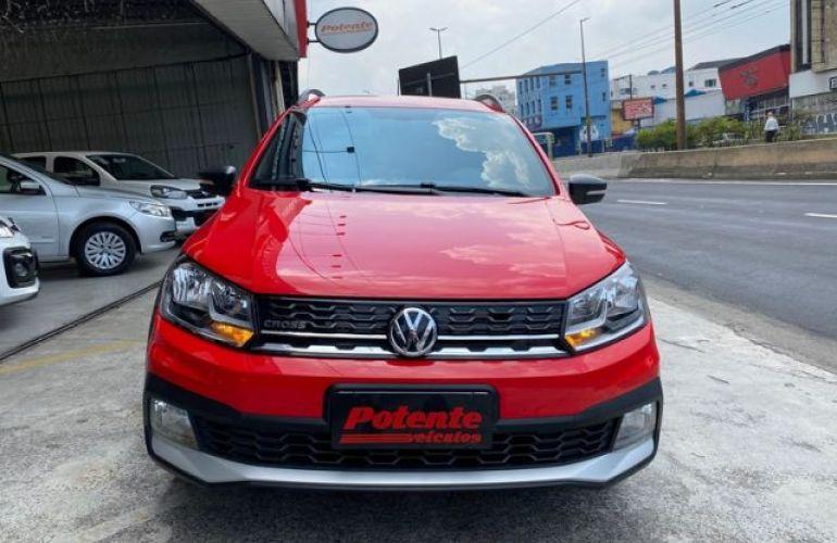 Volkswagen Saveiro Cross CD 1.6 MSI Total Flex - Foto #1