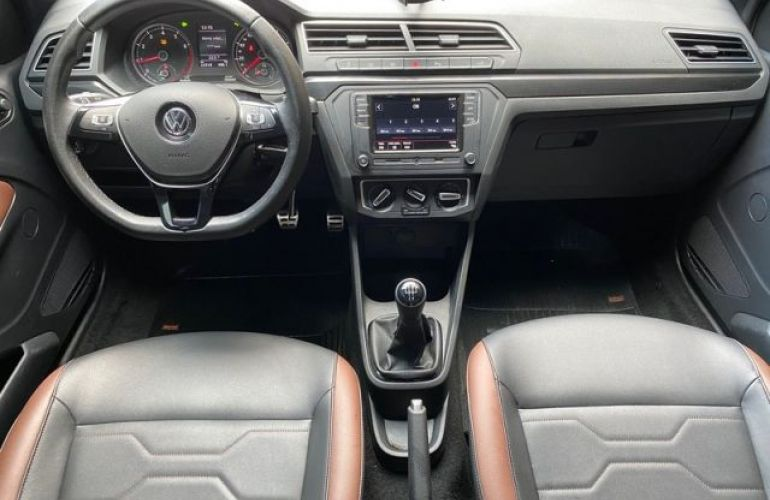 Volkswagen Saveiro Cross CD 1.6 MSI Total Flex - Foto #4