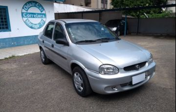 Chevrolet Corsa Sedan Super 1.6 MPFi - Foto #1