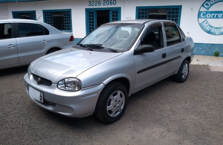 Chevrolet Corsa Sedan Super 1.6 MPFi - Foto #2