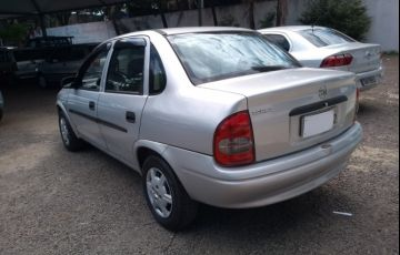 Chevrolet Corsa Sedan Super 1.6 MPFi - Foto #5