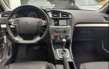 Citroën C4 Lounge 1.6 Tendance 16V Turbo - Foto #5