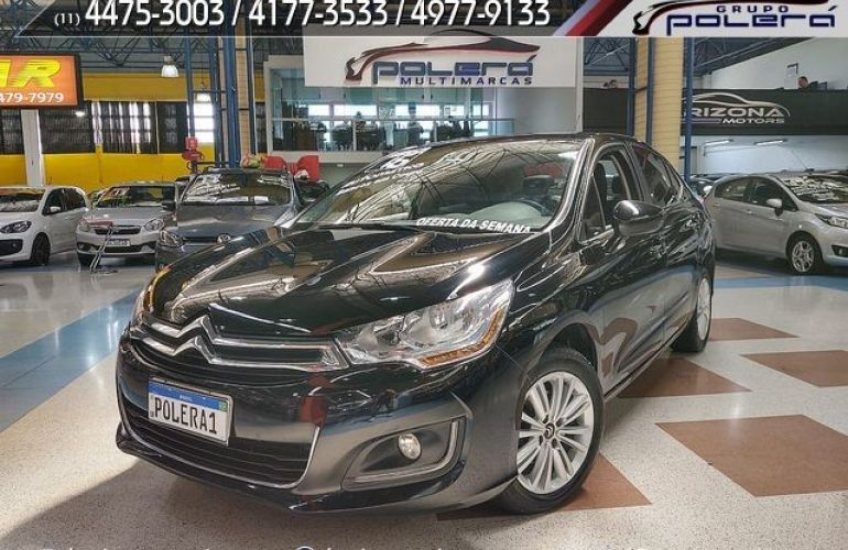 Citroën C4 Lounge 1.6 Origine 16V Turbo - Foto #2