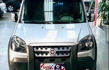Fiat Doblo 1.8 MPi Adventure Xingu 16v - Foto #2