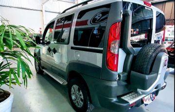 Fiat Doblo 1.8 MPi Adventure Xingu 16v - Foto #4