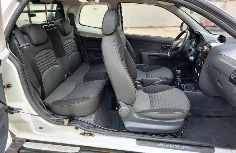 Fiat Strada Adventure 1.8 16V Dualogic (Flex) (Cabine Dupla) - Foto #1