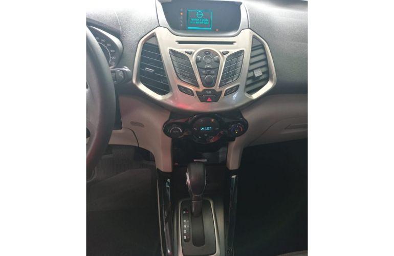 Ford Ecosport Titanium PowerShift 2.0 (Flex) - Foto #2