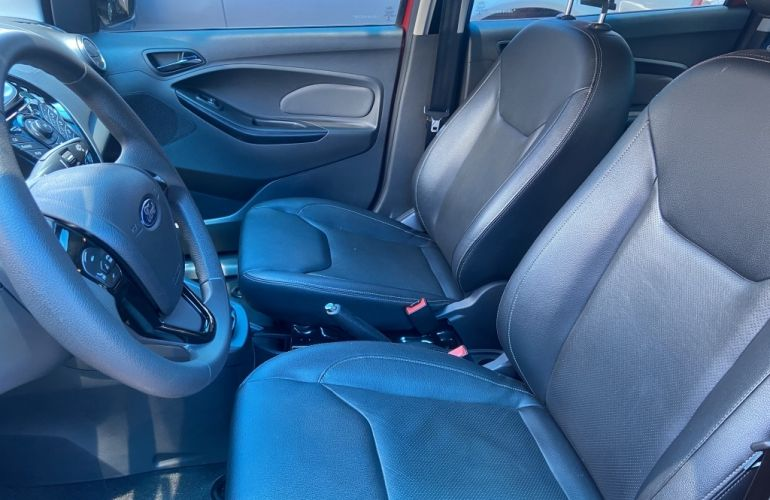 Ford Ka Sedan SEL 1.0 (Flex) - Foto #7
