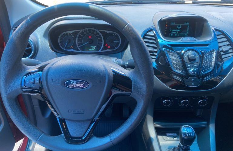 Ford Ka Sedan SEL 1.0 (Flex) - Foto #8
