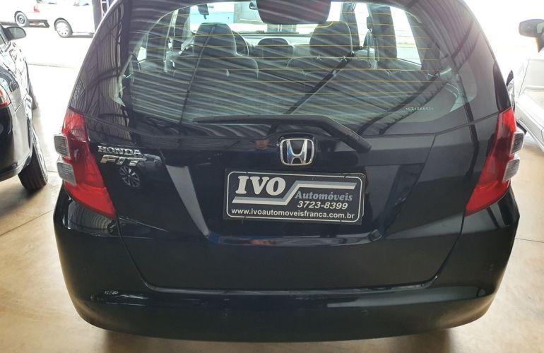 Honda Fit 1.4 DX 16v - Foto #5