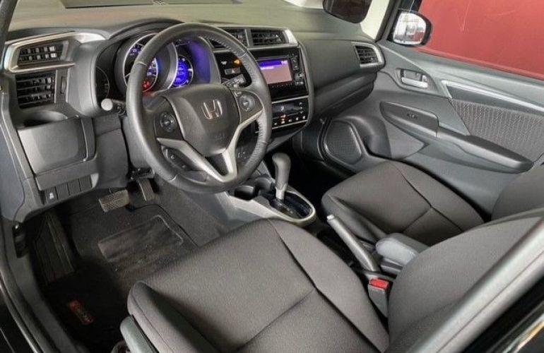 Honda Fit 1.5 EX 16v - Foto #8