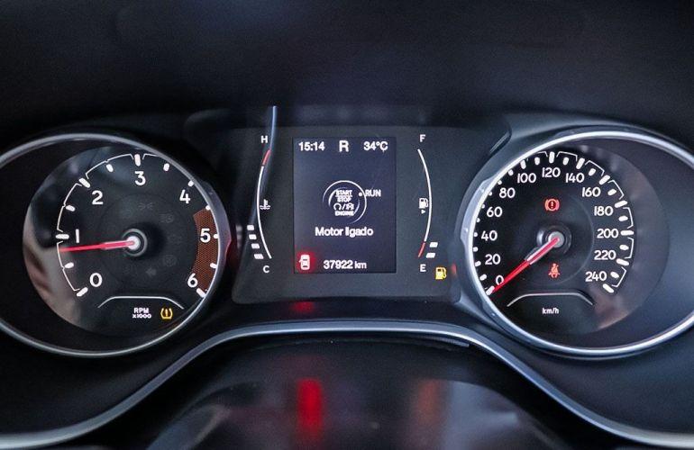 Jeep Compass 2.0 16V Longitude 4x4 - Foto #10