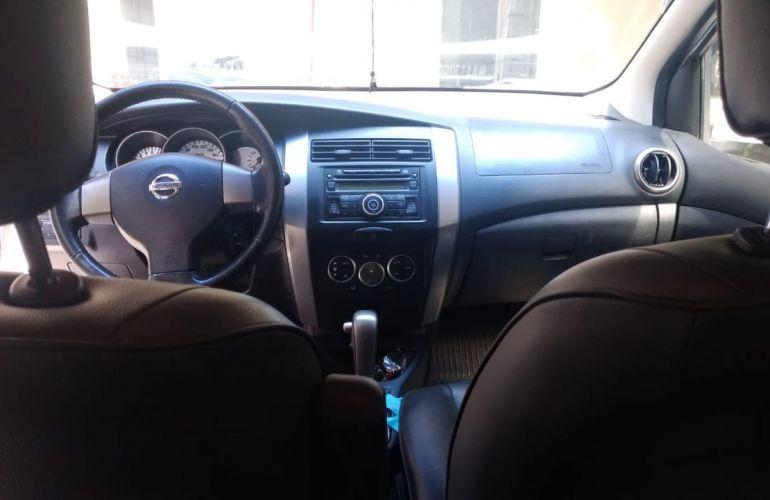 Nissan Livina SL 1.8 16V (flex) (aut) - Foto #4