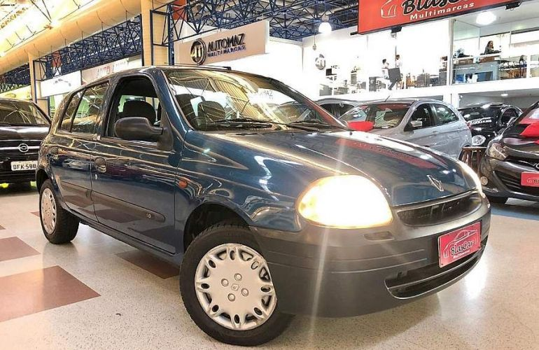 Renault Clio 1.0 Rl 16v - Foto #1