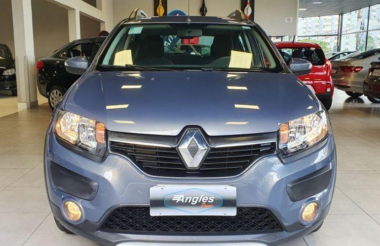 Renault Sandero 1.6 16V Sce Stepway Expression - Foto #3