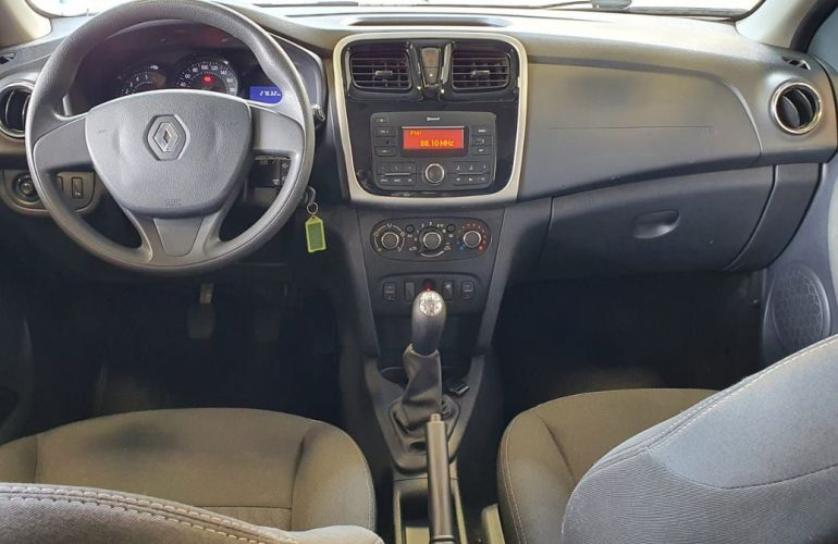 Renault Sandero 1.6 16V Sce Stepway Expression - Foto #6