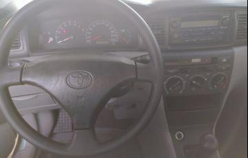 Toyota Corolla Sedan XLi 1.6 16V - Foto #8