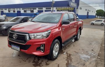Toyota Hilux 2.7 CD SRV (Aut)