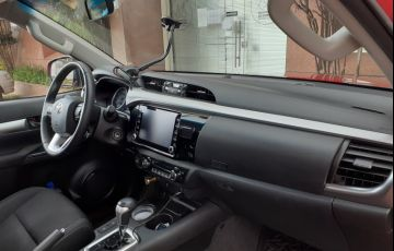 Toyota Hilux 2.7 CD SRV (Aut) - Foto #7