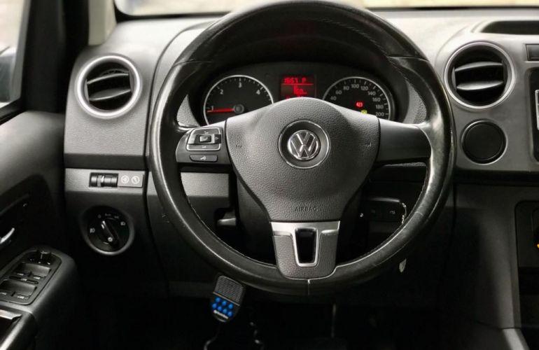 Volkswagen Amarok 2.0 Highline 4x4 CD 16V Turbo Intercooler - Foto #7