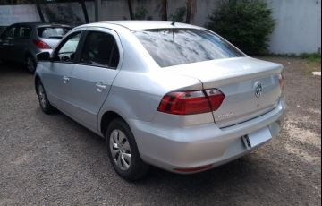 Volkswagen Voyage Trend 1.6 (Flex) - Foto #4