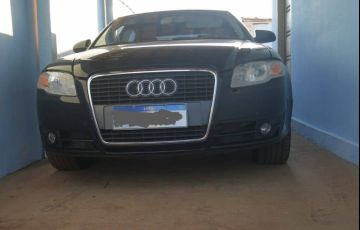 Audi A4 2.0 FSI Turbo (multitronic)