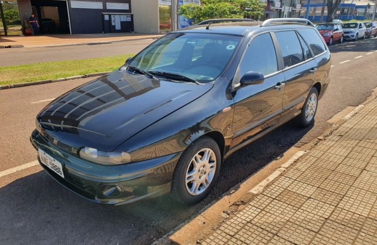 Fiat Marea Weekend SX 1.6 16V - Foto #1