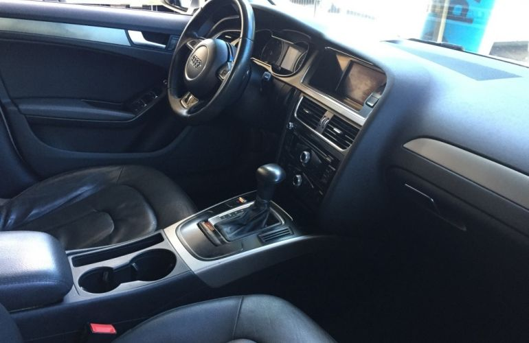 Audi A4 2.0 TFSI Attraction Multitronic - Foto #6