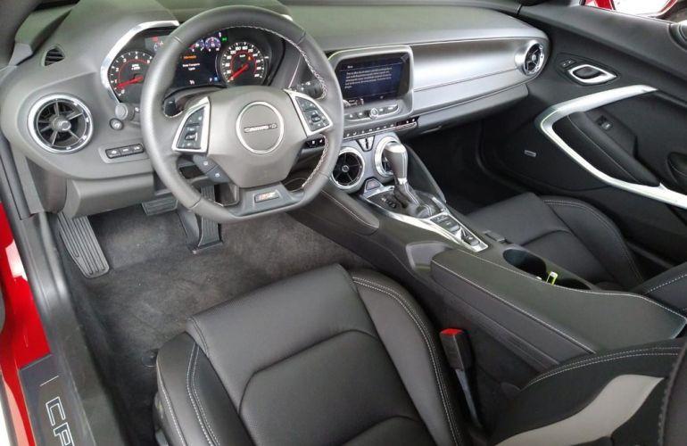 Chevrolet Camaro 6.2 V8 Ss - Foto #8