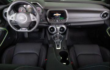 Chevrolet Camaro 6.2 V8 Ss - Foto #9