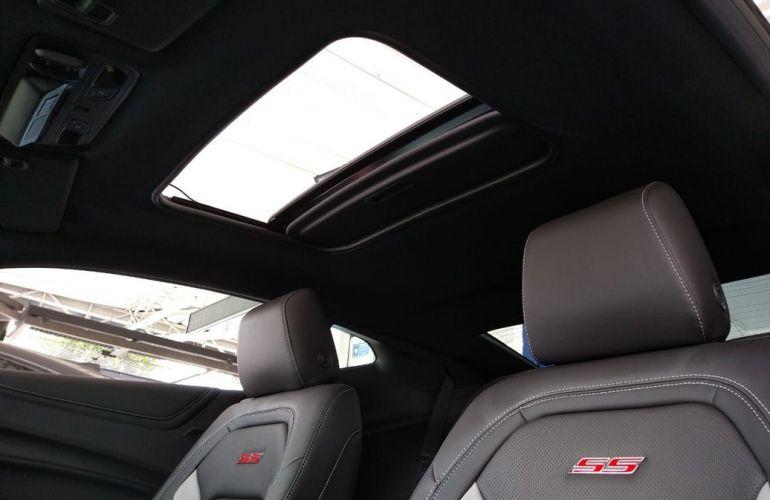 Chevrolet Camaro 6.2 V8 Ss - Foto #10
