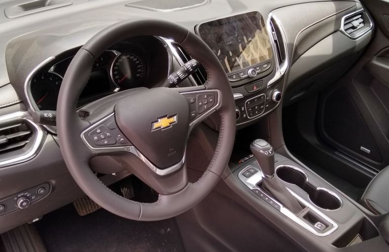 Chevrolet Equinox 2.0 16V Turbo Premier Awd - Foto #8