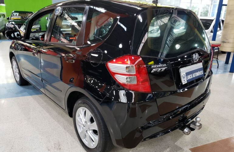 Honda Fit 1.4 LX 16v - Foto #4